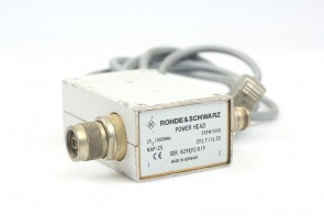 Rohde & Schwarz NAP-Z5 25MHz-1GHz 350W Power Sensor Head
