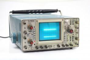 Tektronix 465B 100 Mhz oscilloscope #8