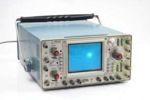 Tektronix 465B 100 Mhz oscilloscope #9