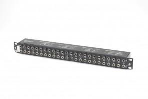 """Neutrik NYS-SPP-L1-USA 1/4"""" TRS Programmable Patchbay 245-140"""