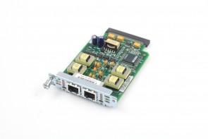 LOT OF 3 Cisco VIC2-2E/M 2-Port Voice Interface Card