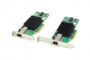lot of 2 IBM Emulex 8Gb/s SinglePort FC HBA / PCIe x8 / LPE12000 / 42D0491 low /high profile