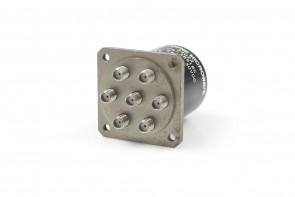 Teledyne Microwave CR-38S16 RF Microwave Switch SP6T 24-30VDC