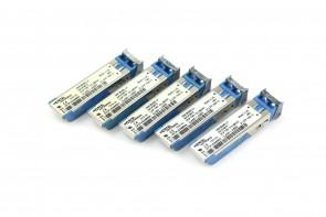 LOT OF 6 Nortel SFP Transceiver AA1419015 1000BASE LX (LC) 10Km 1310nm SFP