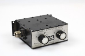 K&L 2TR-20 Tunable Bandreject Filter 30-60 MHz Working #4