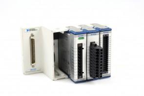 National Instruments cRIO-9151 4-Slot Reconfigurable +NI9481,NI9263,NI9264