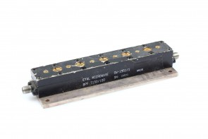 EYAL MICROWAVE BANDPASS FILTER 7150/100 SW-1951/1
