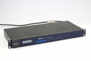 MOXA NPort5610-16 16-port RS-232 serial communication server