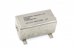 Electronic Research Frequency Reference Standard Oscillator ER8001 5000000MHz