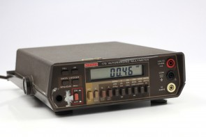Keithley 175A Autoranging Digital Multimeter #4