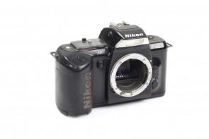 Nikon F-401S 35mm SLR Film Camera Body