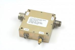 PUTNAM RF COMPONENTS DUAL DIRECTIONAL COUPLER 80-1000MHz 40dB 200w 06XN0