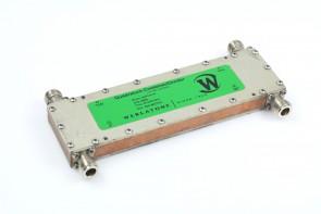 WERLATONE QUADRATURE COMBINER/DIVIDER 80-1000MHz 250w QH7415-10