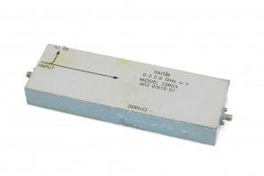 NARDA Directional Coupler 23903 0.5-2.0 GHz 402-05115-01