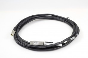 EMC 038-003-505 SFP to HSSDC2 5m Fiber Cable