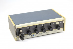 HP Hewlett Packard 4440B Decade Capacitor 40pF-1.2uF