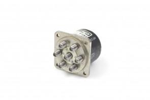 Transco Switch RF XMSN Line SP6T 28VDC 82152-146C70100 28VDC