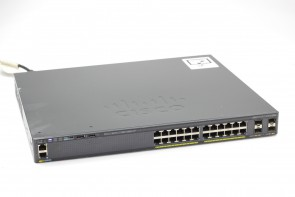 Cisco WS-C2960X-24PS-L -24-POE PORT Catalyst 24-Ports Switch