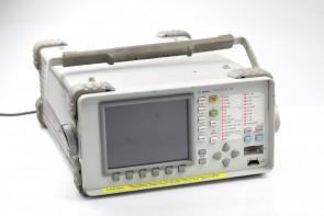 HP Agilent OmniBER 718 Communication Performance Analyzer