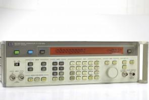 HP 8642M Signal Generator 0.1-2100 Mhz 220v