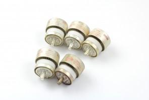 Lot of 5 EIMAC ELECTRON TUBE JAN-8904 4CX350FJ,4CX350F/J