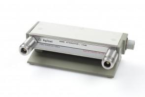 Hp Agilent 8496H 110dB Attenuator 24VDC DC-18GHz opt:001,024,060