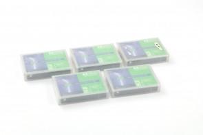Lot of 5  HP C5707A 4mm 4GB/8GB DDS-2 Data Tape Cartridge 120m DDS2 9164-0514