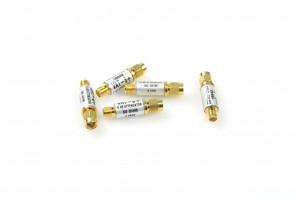 LOT of 5 Mini-Circuits attenuators 0-6GHz VAT-10W2+, VAT-1, 3, 20db