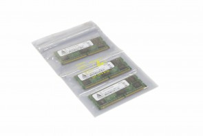 lot of 3 4GB 512Mx72 PC3-10600 DDR3-1066 miniDIMM 244-pin REG ECC RAM
