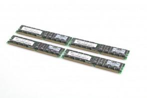 lot of 4 HP 261585-041 2x1GB PC2100R-25331-z ECC Reg Server 184-Pin