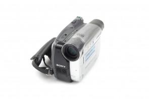 SONY HANDYCAM DCR-HC46E CAMCORDER MINI DV DIGITAL TAPE VIDEO CAMERA