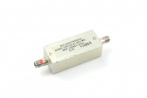 RLc electronics bandpass filter 62065-126133-01 rev:N4