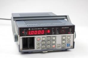 Rohde & Schwarz Millivoltmeter URV5 394.8010.02