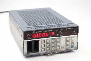 Rohde & Schwarz Millivoltmeter URV5 394.8010.02 #2