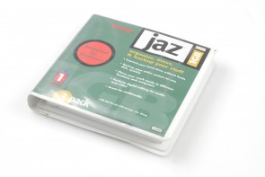 Lot of 4  IOMEGA JAZ Disks 1GB Formatted for Macintosh Backup Storage
