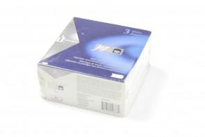 Lot of 3 IOMEGA JAZ Disks 1GB Profetional Series