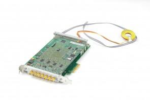 ICS-554 4-Channel, 14-Bit, 105 MHz PMC ADC Board +ICS-7004A-000 BOARD MODULE
