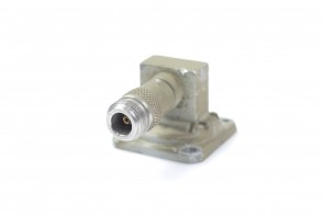 Waveguide adapter wr90 to n-type(f)