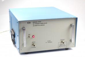 ENI 550L RF Power Amplifier 1.5 - 400 Mhz , 50 Watts Linear , 50 db Gain #2