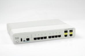Cisco WS-C2960CG-8TC-L V03 Ethernet Ports, LAN Base Compact Switch