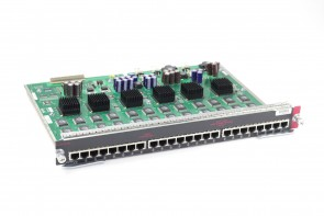 CISCO WS-X4424-GB-RJ45 Catalyst 4500 Series 24-port 10/100/1000 Module
