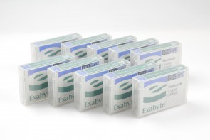 lot of 10 Exabyte Mammoth 8mm Cleaning Cartridge New Factory Sealed 315205