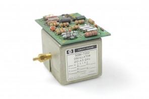 HP Agilent 5086-7350 2 to 4.5 GHz, YIG Oscillator. + 5061-5432 TYTO Board Assy