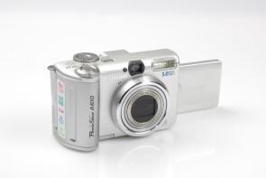 Canon Power Shot A610 Digital Camera