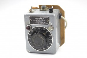 General Radio Company Type W5HM Variac Variable Autotransformer 0-280V 2AMPS