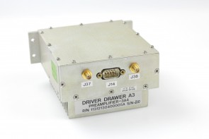 Driver drawer a3 preamplifier-3a4
