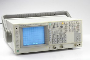 Fluke PM3380B 100 MHz two channel Autoranging CombiScope #2