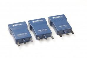 Lot of 3 National Instrument NI GPIB-USB-B