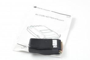 Black box rs-232/rs-422 optical isolator