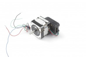 Lin Engineering 417-13-08D-06RO High Accuracy Stepper Stepping Motor 0.6A